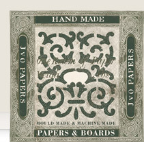 Jvo Papers - Hand made papers and boards